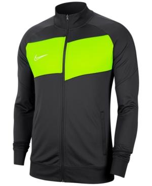 Nike Men's Dri-fit Academy Pro Colorblocked Soccer Jacket