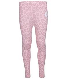 Big Girls Leopard Leggings