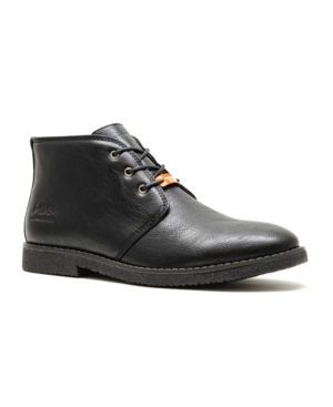 Hawke & Co. Gable Men's Chukka Boot With Memory Foam Men's Shoes In Black