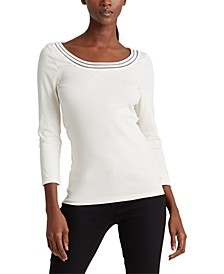 Petite Cotton T-Shirt