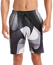 "Men's Spectrum 9"" Volley Shorts"