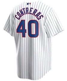 Men's Willson Contreras Chicago Cubs Official Player Replica Jersey