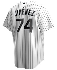 Men's Eloy Jimenez Chicago White Sox Official Player Replica Jersey