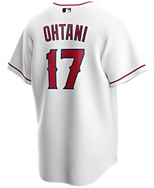 Men's Shohei Ohtani Los Angeles Angels Official Player Replica Jersey