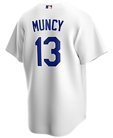 Men's Max Muncy Los Angeles Dodgers Official Player Replica Jersey