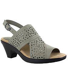 Easy Street Charleigh Slingback Sandals