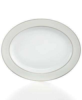 """Dinnerware, 13"""" Dune Oval Platter"""