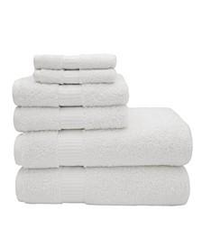 Pure Elegance Towel Set - 6 Piece