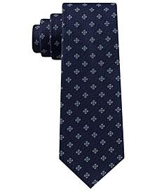 Men's Botanical Graphic Tie