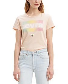 Women's Perfect Cotton Logo T-Shirt
