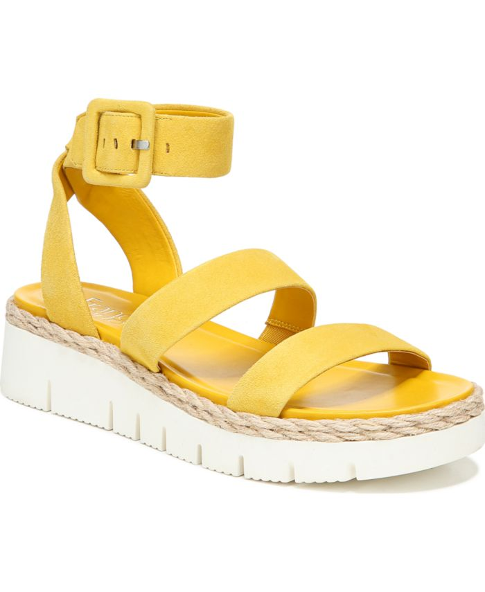 Franco Sarto Jackson Sport Sandals & Reviews - All Women's Shoes - Shoes - Macy's