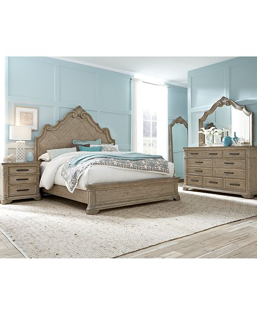 Furniture Monterey II Bedroom Collection