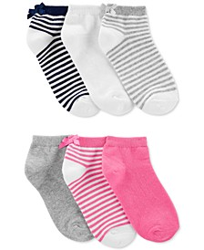 Little Girls 6-Pack Socks