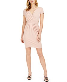 Pleated Side-Cutout Dress, Created for Macy's