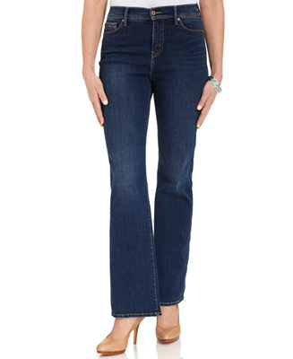 Levi S 174 512 Perfectly Slimming Bootcut Jeans Daylight