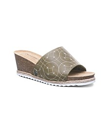 Women's Evian Wedge Sandals