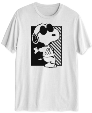 Snoopy Too Cool Men's Graphic T-Shirt