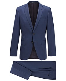 HUGO Men's Huge / Genius Slim-Fit Suit