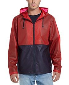 Men's Translucent Rainslicker Jacket