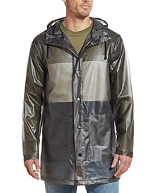 Men's Translucent Rain Jacket