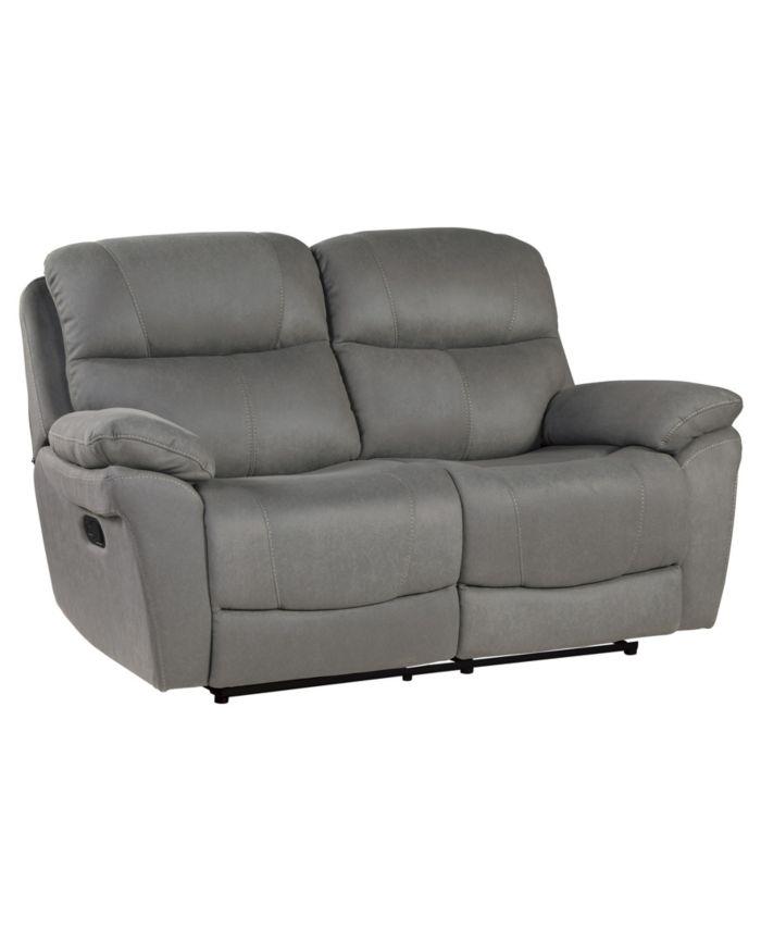 Furniture Ulrich Reclining Loveseat & Reviews - Furniture - Macy's