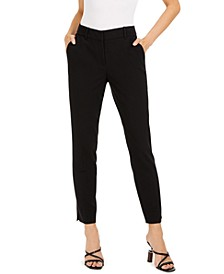 Classic Straight-Leg Trousers, Created for Macy's