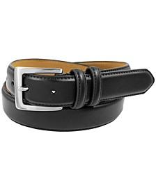 Men's Top Grain Leather Dress Belt