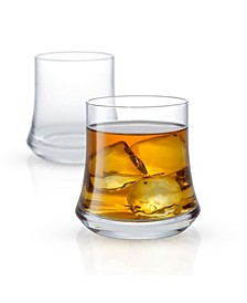 Cosmos Whiskey Glasses - Set of 2