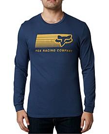 Men's Drifter Logo Long Sleeve T-Shirt