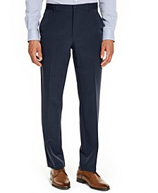 Men's Classic-Fit Stretch Travel Dress Pants, Created for Macy's