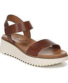 Baker Treaded Flatform Sandals