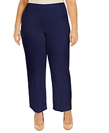 Plus Size Ship Shape Pants