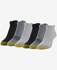GOLDTOE® Women's 6-Pk. Vacation Tab No-Show Socks