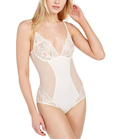 Women's Perfectly Fit Iris Lace Bodysuit QF5764