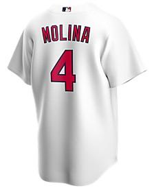 Men's Yadier Molina St. Louis Cardinals Official Player Replica Jersey