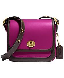 Colorblock Rambler Crossbody Bag
