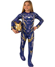 Avengers Big Girl New Armored Costume