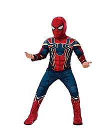 Avengers Big Boy Iron Spider Deluxe Costume