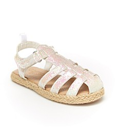 B'Gosh Toddler Girls Ashby Espadrille Sandal