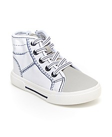 Toddler Boys High Top Sneaker