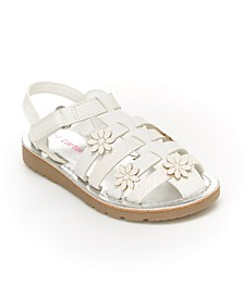 Toddler and Little Girls Fashion Sandal