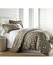 Secret Meadow Comforter and Sham Set, King