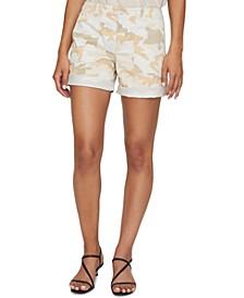 Squad Camo-Print Shorts