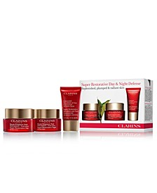 3-Pc. Super Restorative Day & Night Defense Set