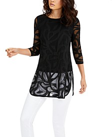 Petite Super Tunic, Created for Macy's