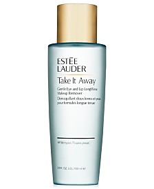 Estée Lauder Take it Away Gentle Eye & Lip LongWear Makeup Remover, 3.4 oz