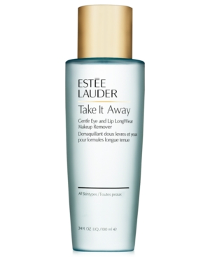 Estee Lauder Take it Away Gentle Eye & Lip LongWear Makeup R