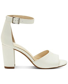 Sherron Block-Heel Sandals