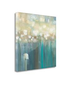 Aqua Light by Karen Lorena Parker Fine Art Giclee Print on Gallery Wrap Canvas