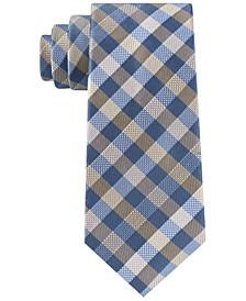 Men's Spectrum Plaid Tie